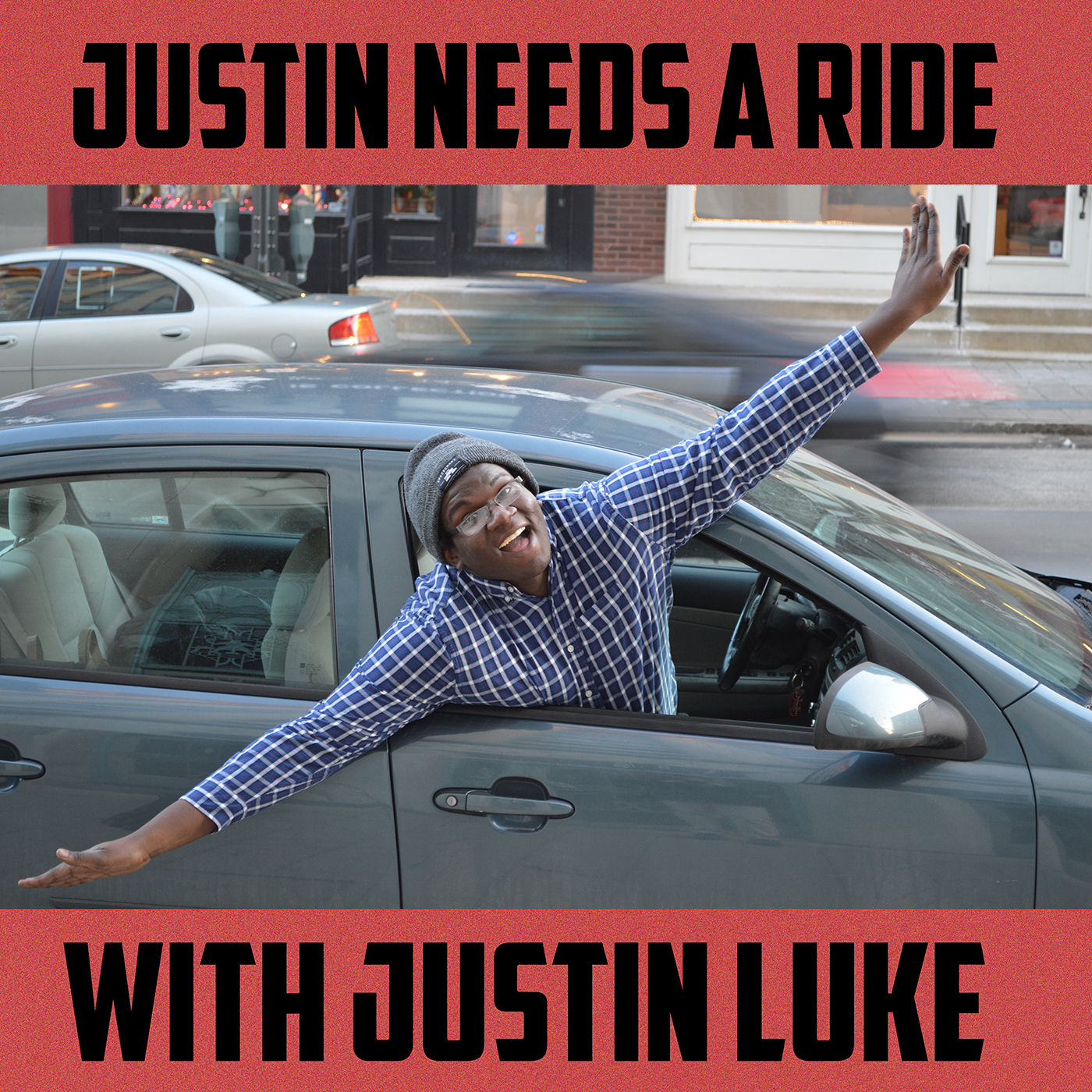 Justin Needs a Ride - Bare Knuckle Comedy