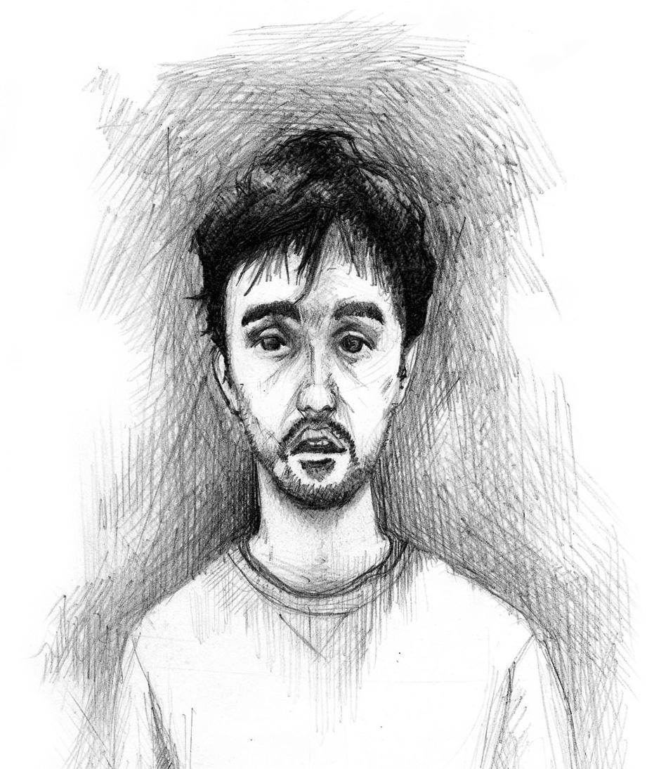 Artie Johann illustration byGregor Louden
