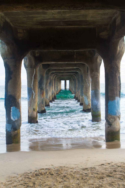 Redondo Beach Pier (SoCal)