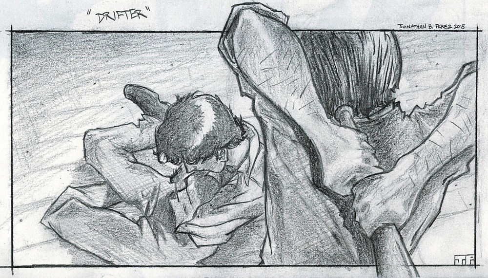Drifter Storyboard _010 - Film and TV - Jonathan B Perez - cREAtive Castle Studios.jpg