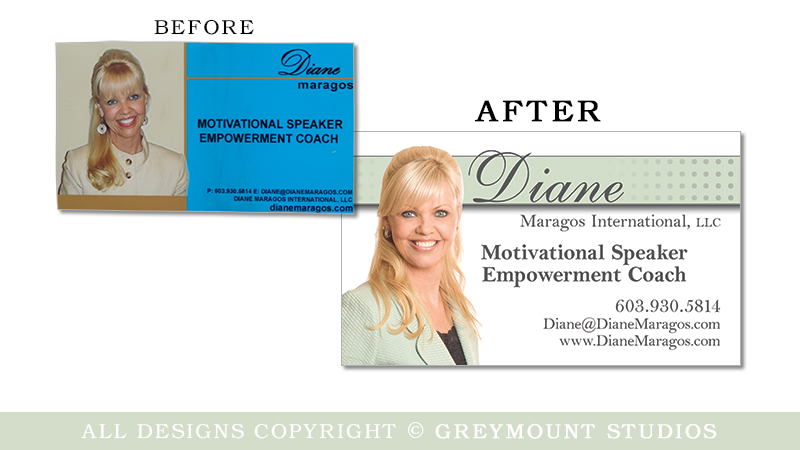 Business card design in Delmar, NY