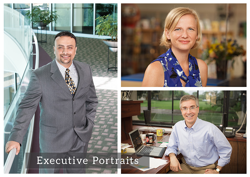 Executive Portraits