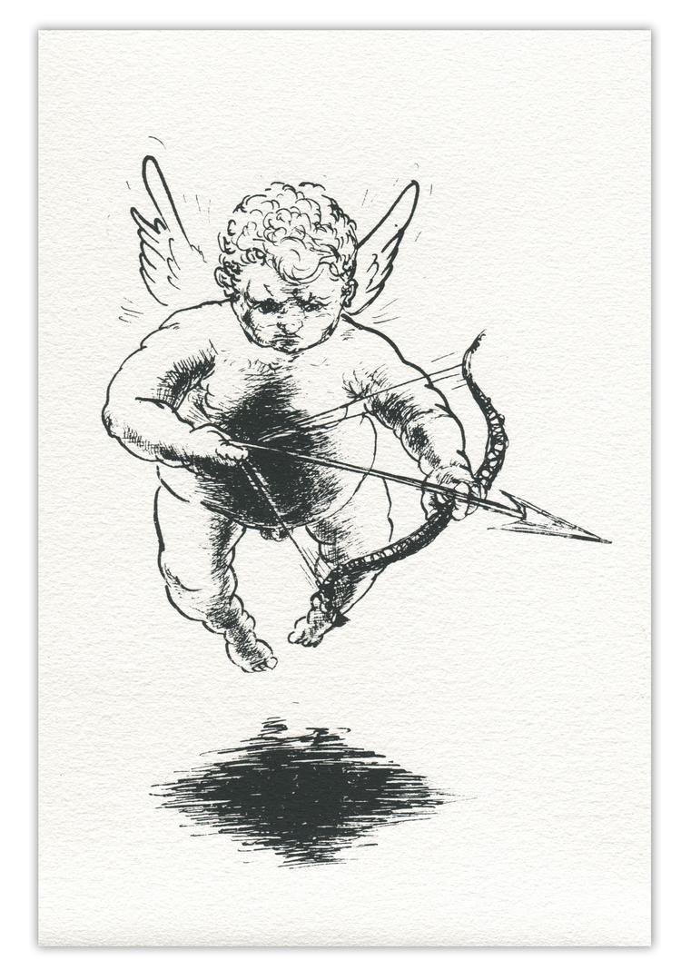 Cupid Mini-Print
