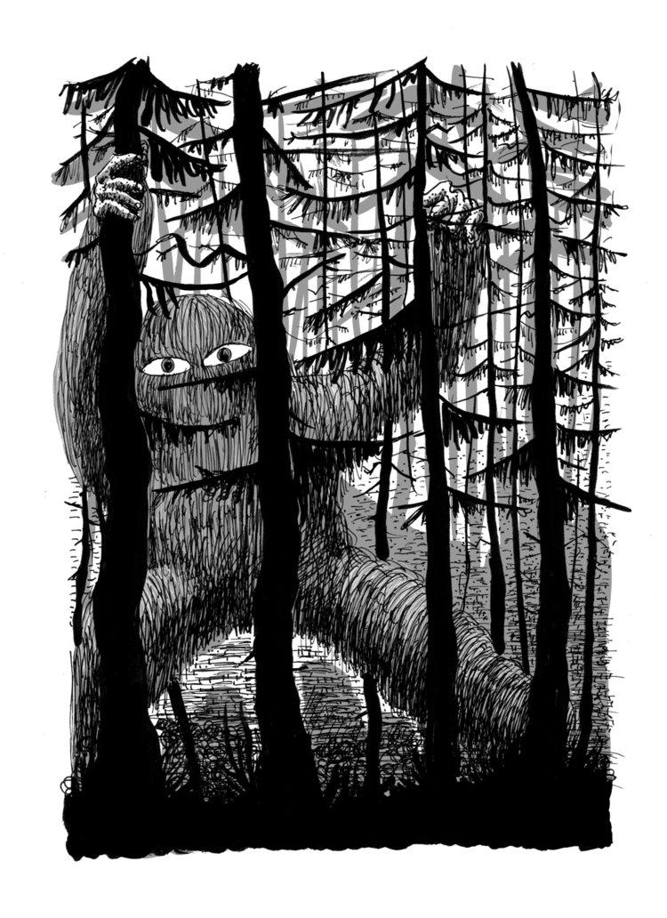 CP15 Silkscreen Print by Matt Barteluce