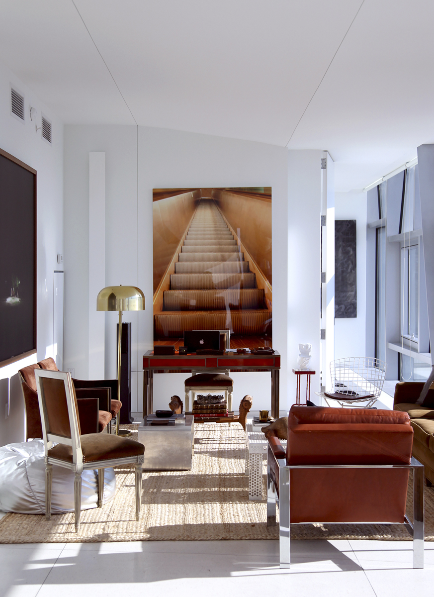 Nate Berkus' New York City apartment