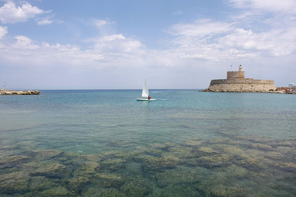 Rhodes Greece
