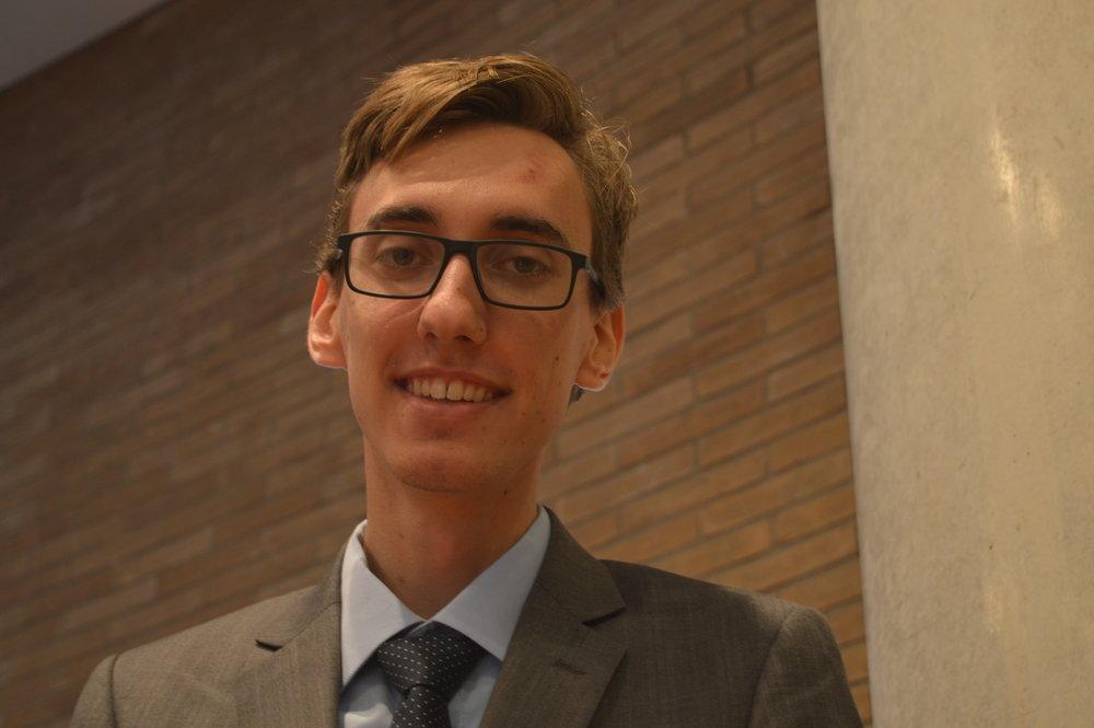 Alex Guziak, Secretary General of BruinMUN2017