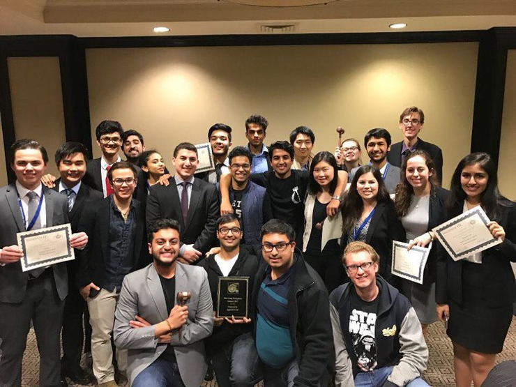 SBIMUN 2016 at UC Santa Barbara