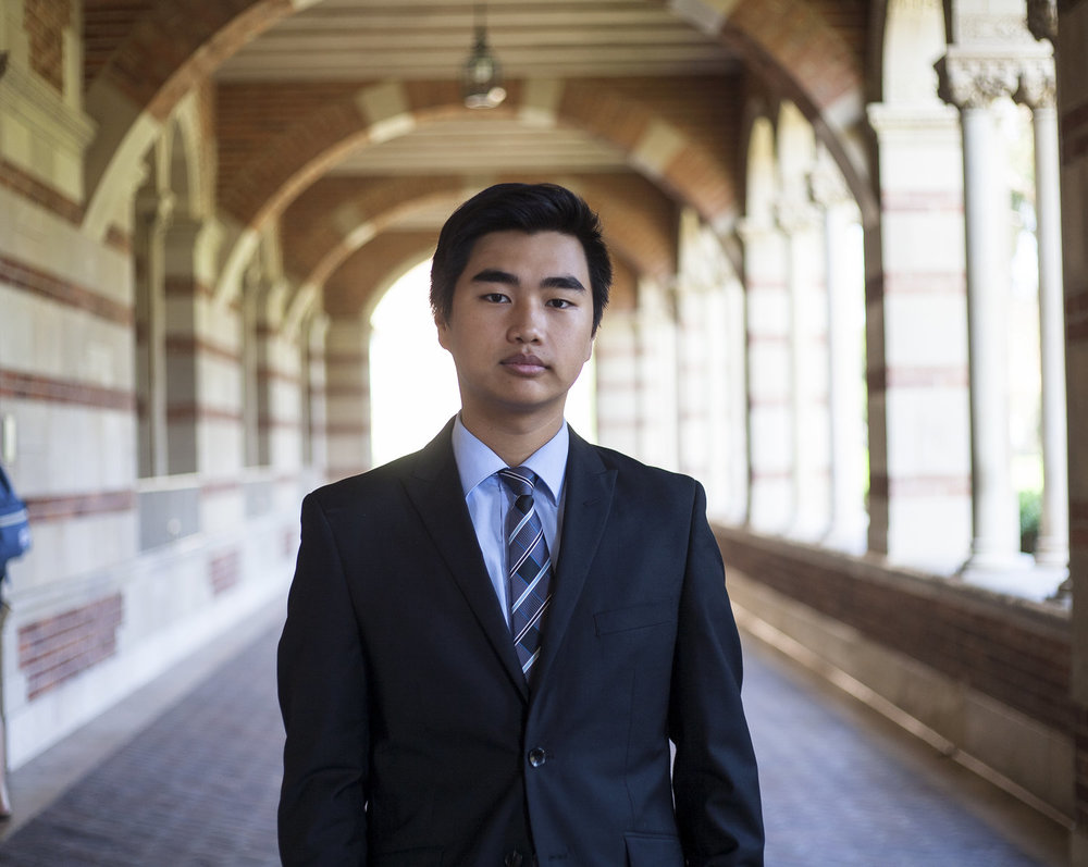 Benjamin Lee, Secretary General of BruinMUN2018