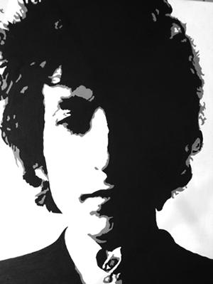 Paintings-bob-dylan
