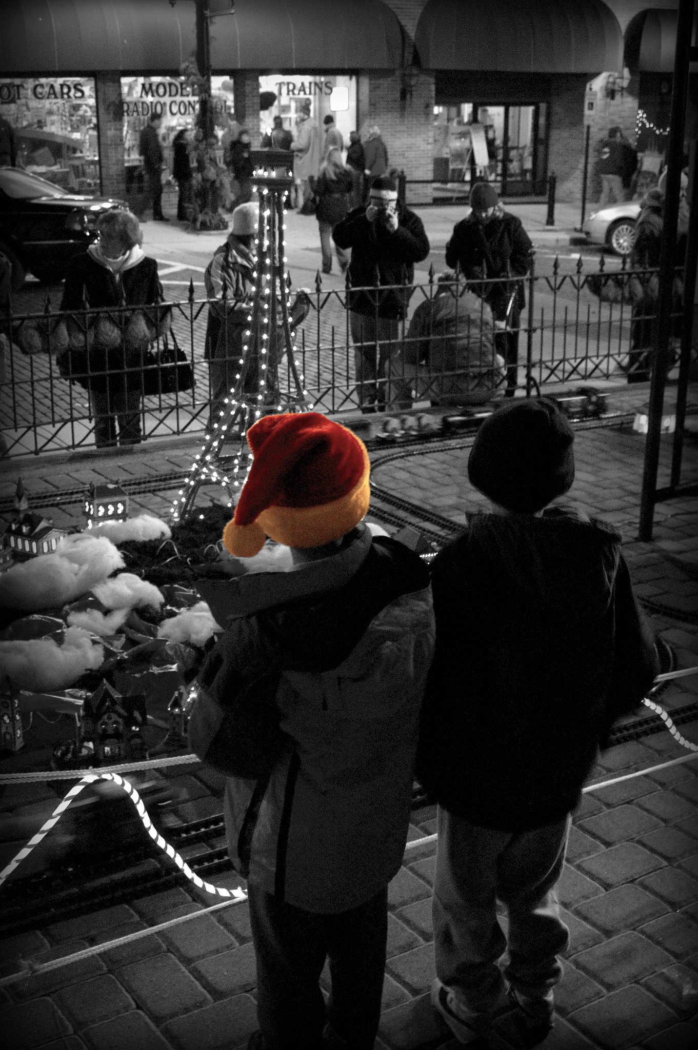 Trainspotting - Santa Hat