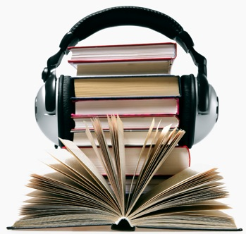 Headphones-and-book