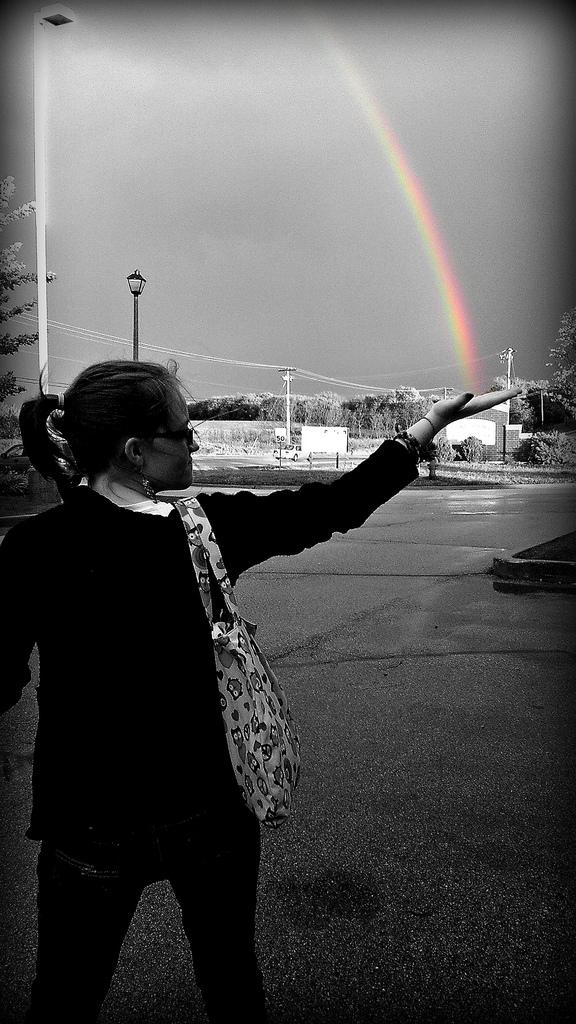 Sarah rainbow