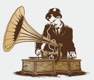 Gramophone-turntablist