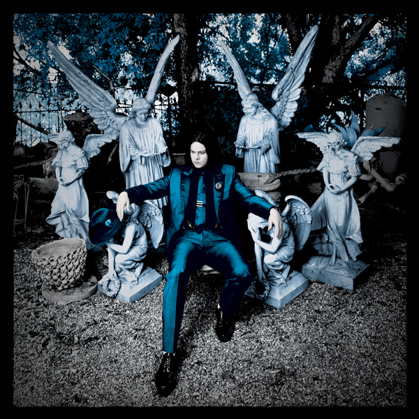 Reviews of  Jack White :   Lazaretto  .