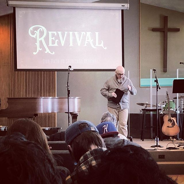 Praying for revival today @redeemerstc.