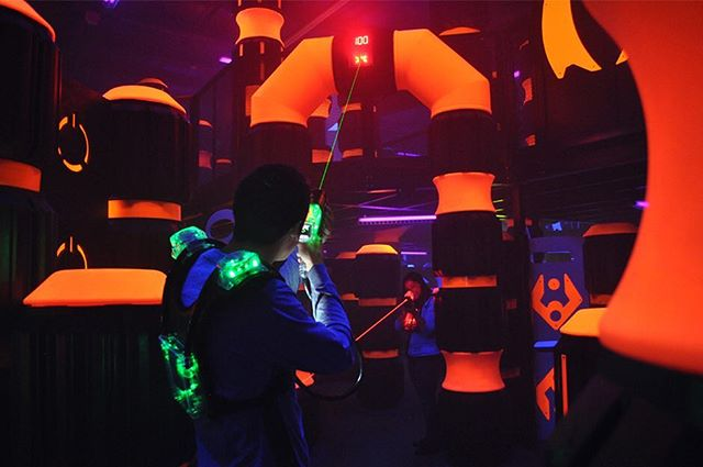 Laser tag tonight! Cost is $17 dollars. Meet at church for 4:30pm!