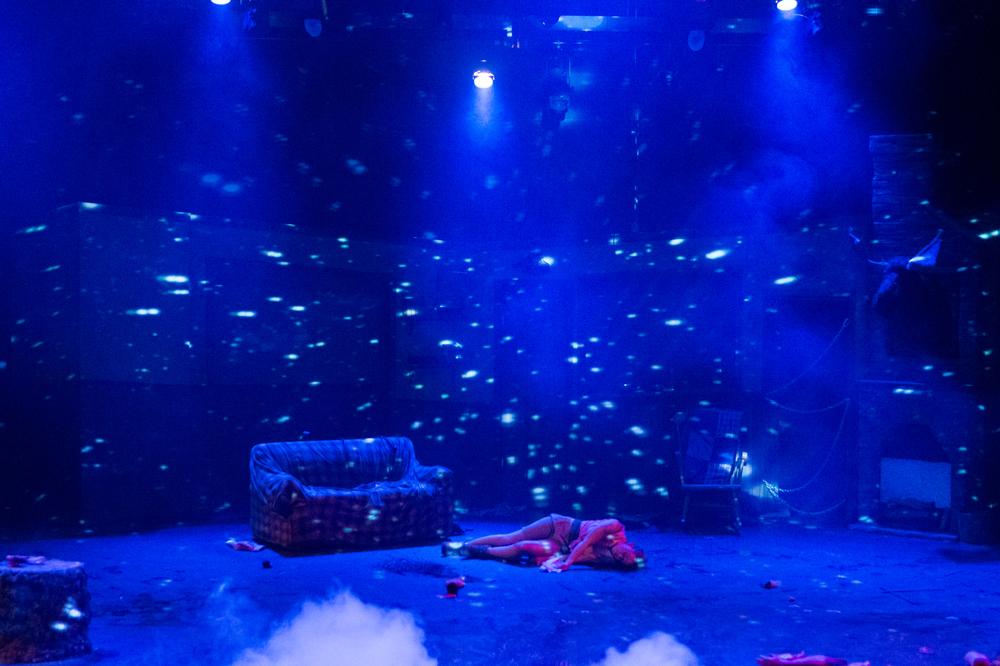 Evil Dead: The Musical - University Thrust Theatre              Assosciate