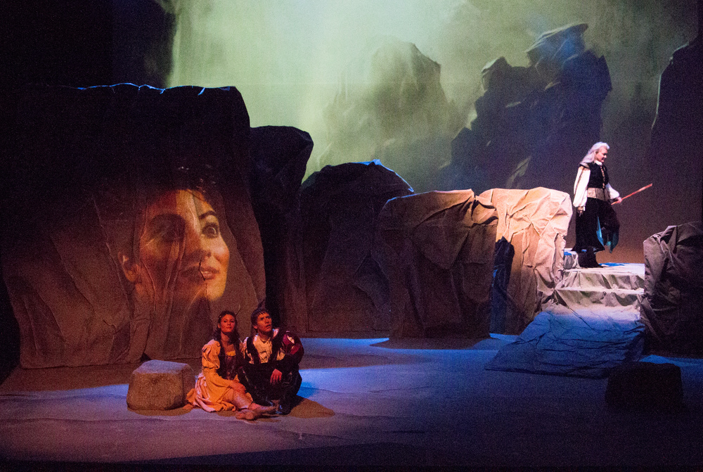 The Tempest - OpenStage Theatre                         Assosciate