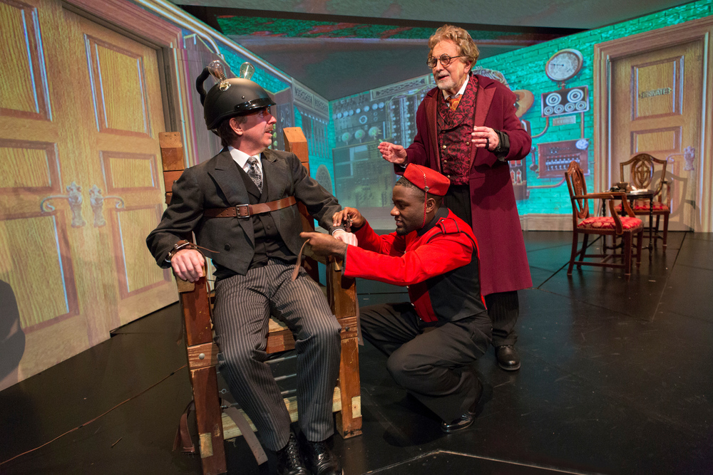 Donogoo - The Mint Theater Company                     Assosciate