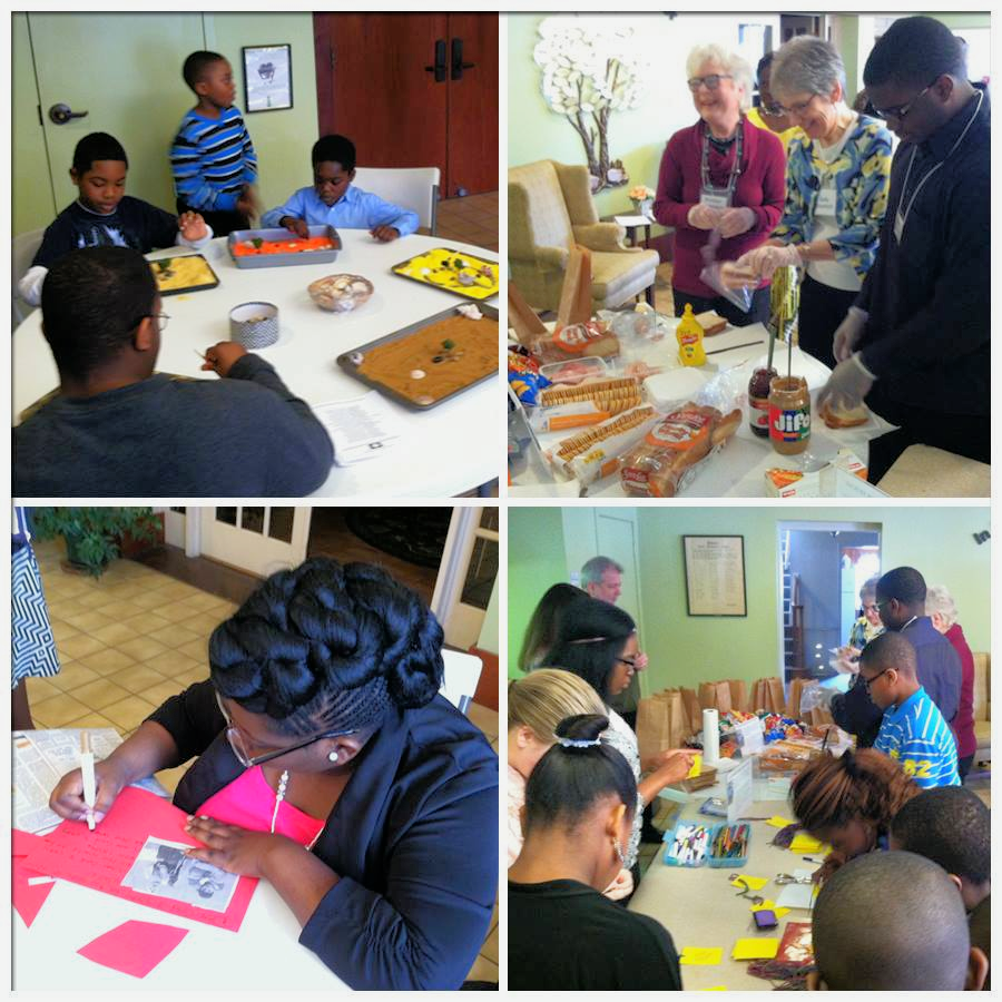 Oaklands Presbyterian Church Outreach