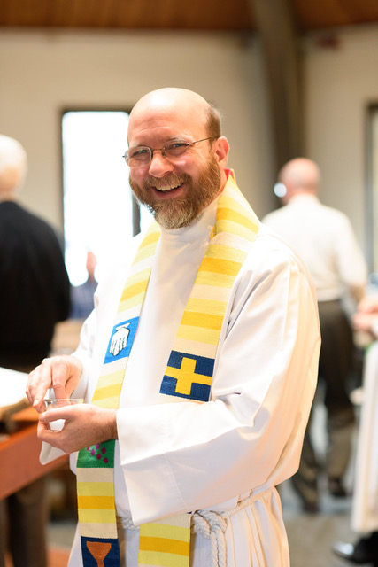 Rev. Mark Greiner