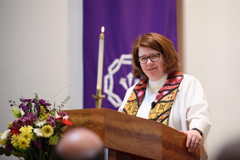 Rev. LeAnn Hodges