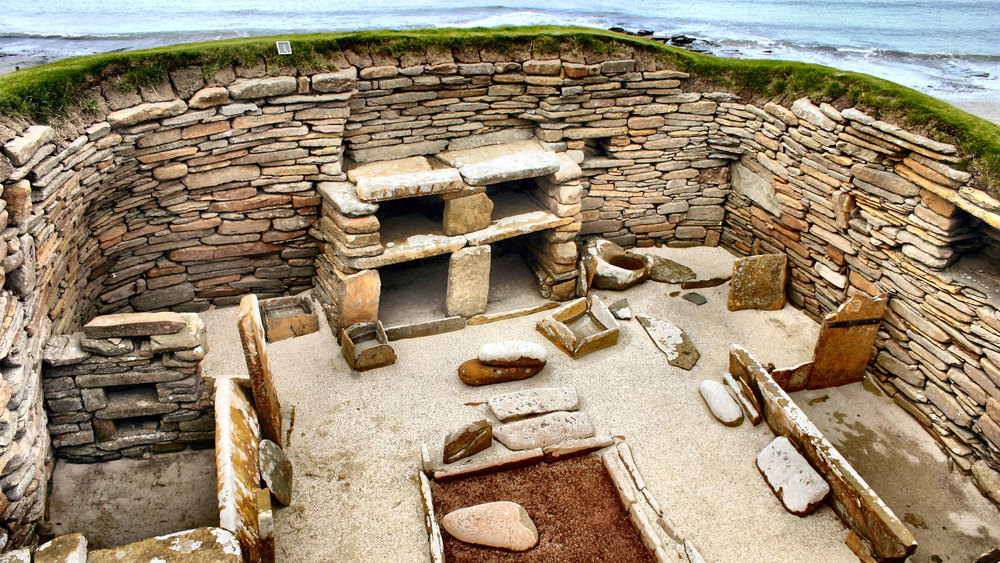 Skara Brae Home Interior