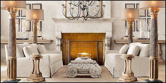 Greek Mythology Style Bedroom Decorating Ideas
