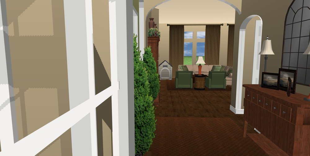 ENTRY - CONCEPT RENDERING