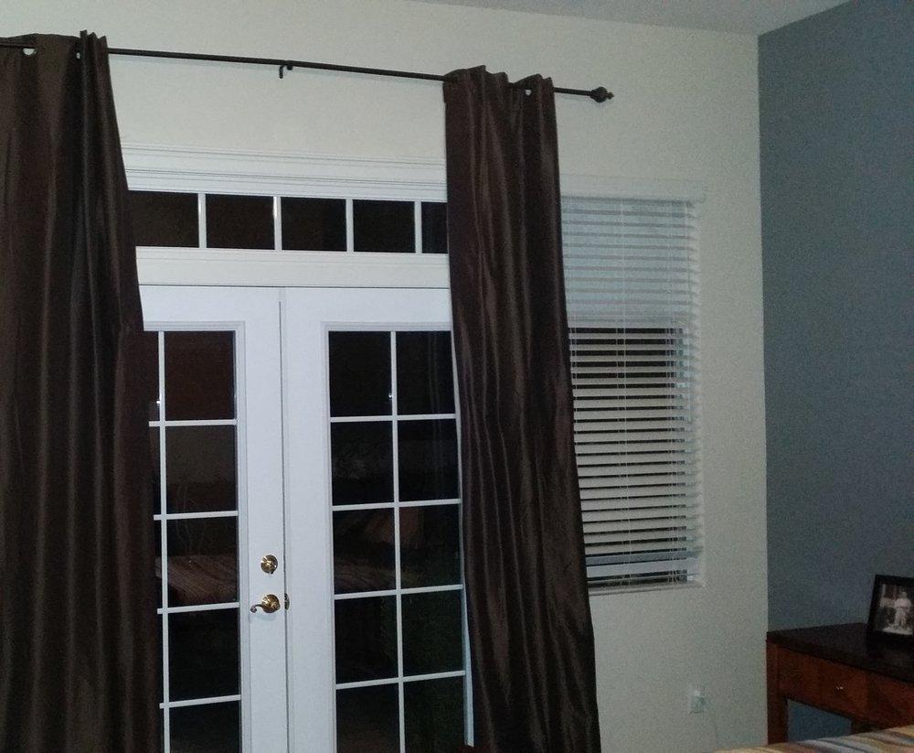 MASTER BEDROOM WINDOW - BEFORE