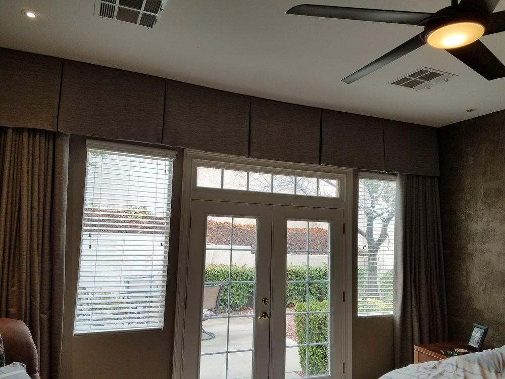 MASTER BEDROOM WINDOW - AFTER