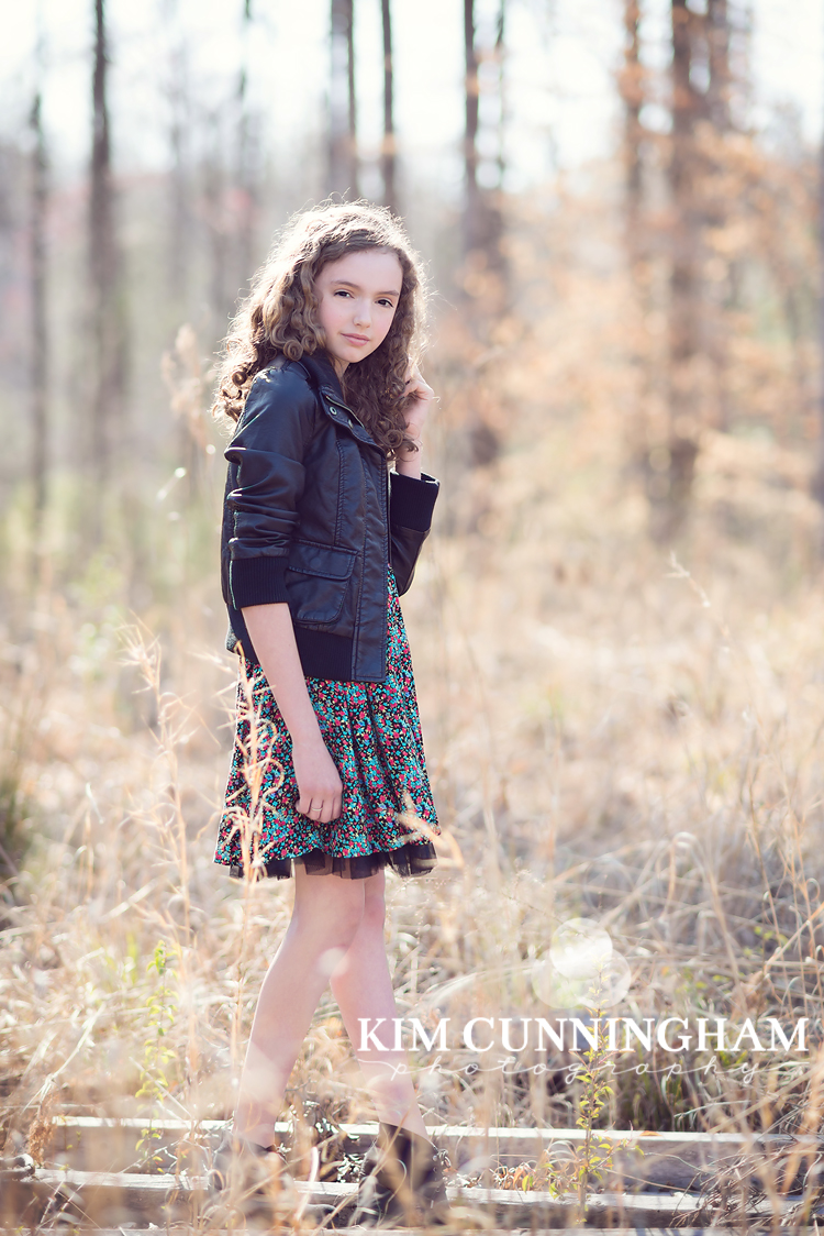 Tween Portraiture | Kim Cunningham Photography | Newnan Photographer