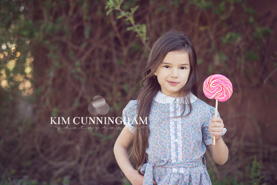 Vintage Styled Portraiture | Kim Cunningham Photography | Newnan Photographer