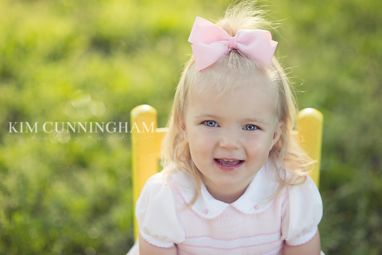 Children's Photography | Golden Hour Sessions | Newnan Photographer