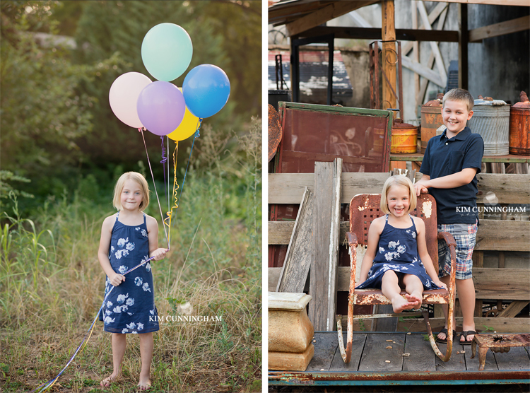 Golden Hour Mini-Sessions | Kim Cunningham Photography | Newnan Photographer