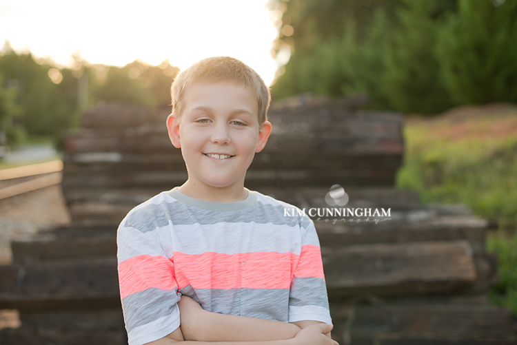 Golden Hour Mini-Sessions | Children's Photographer | Kim Cunningham Photography | Newnan Photographer