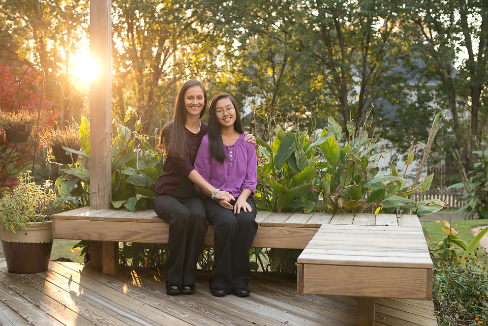 mother and daughter photography peachtree city