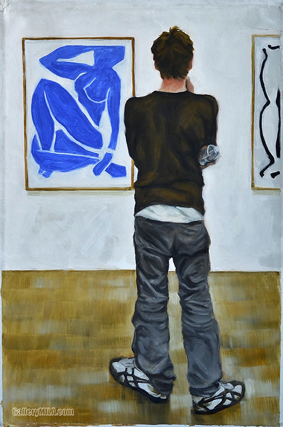 Matisse and Me