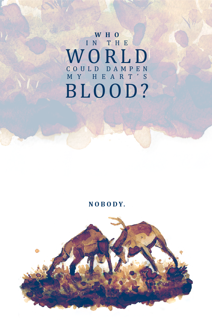 Young Blood Poster