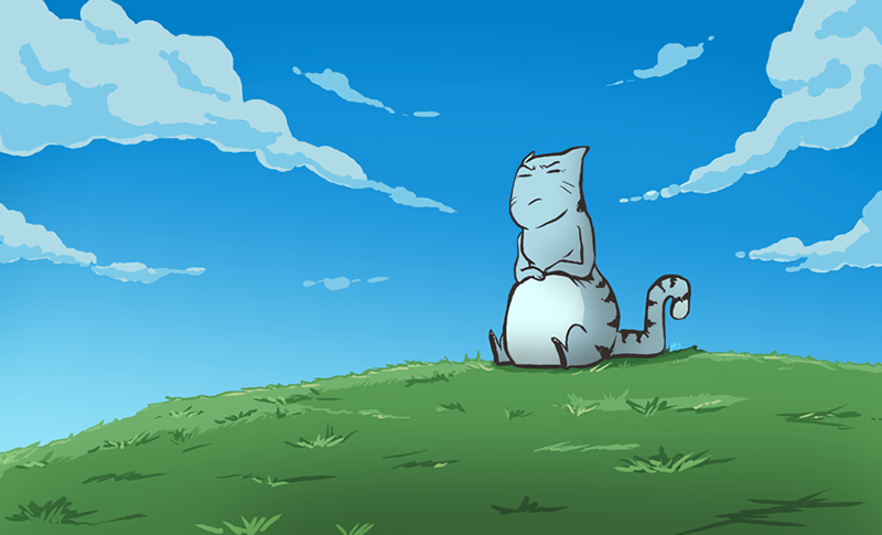 A Mile A Minute: The Fat Cat