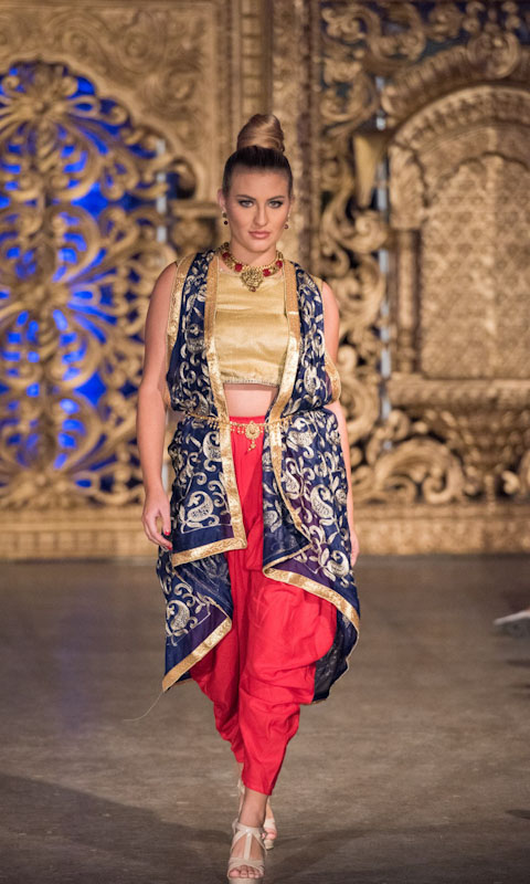 OOTD… - Contact us for styling tips. Patiala Paired with a gold crop top and embroidered scarf