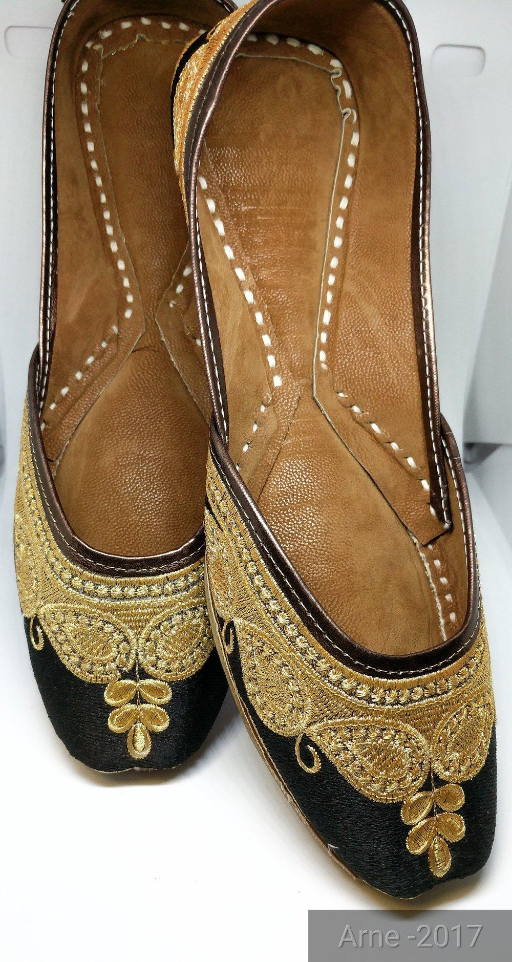 Jeans Juti - Handmade from Punjab