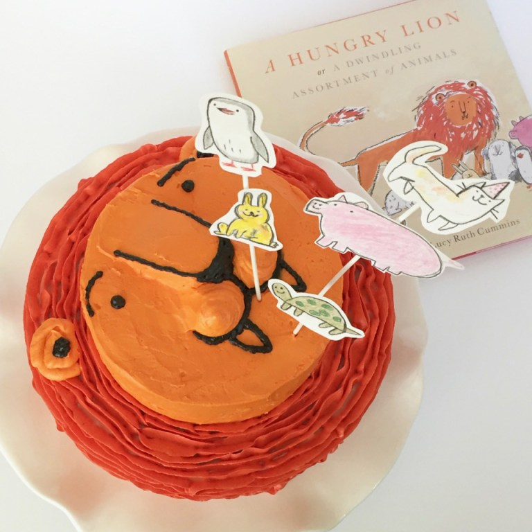 I love the picture book-inspired crafts that Danielle includes on her blog!