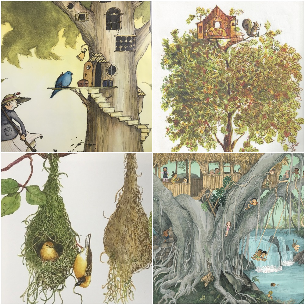 NEW! Tales from the Treetops