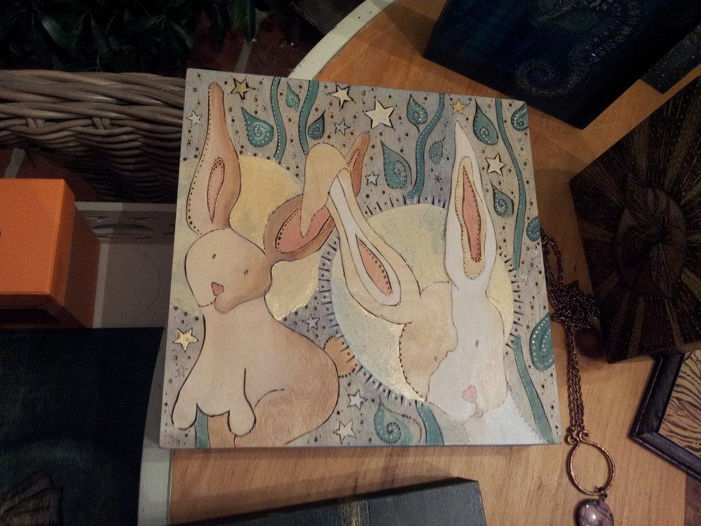 Sold - Bunnies