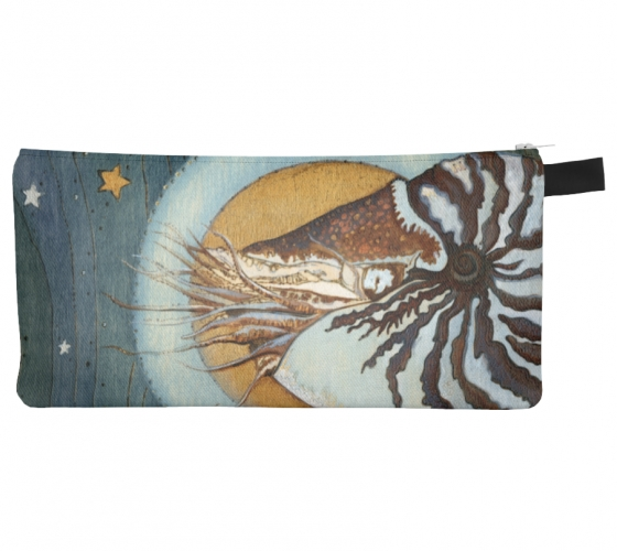 St Nautilus Pencil Case