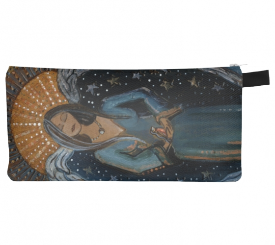 Night Angel Pencil Case