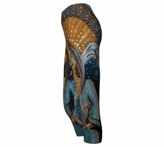Night Angel Eco Poly Capris
