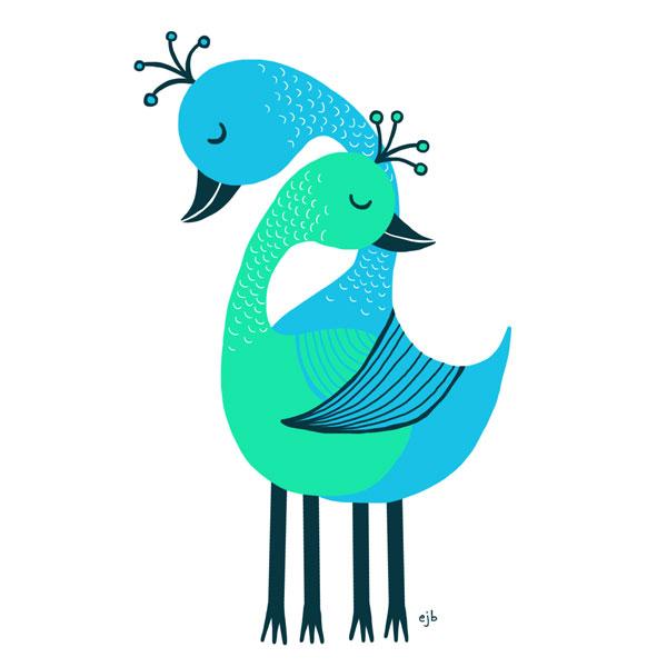 Mama Bird by Emily Balsley